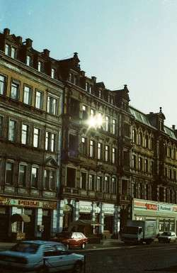 Königsbrücker - Anfang der 90er