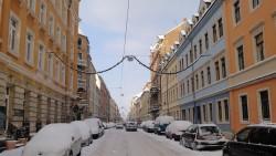 Die Louisenstraße.