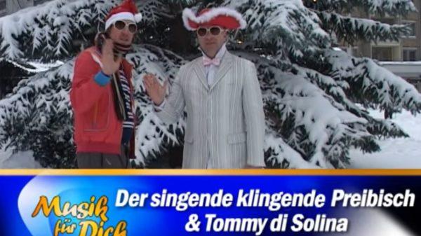 Preibisch und Solina - Szene aus dem Video