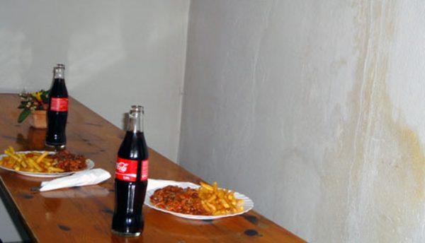 Mittagstisch in anheimelnder Umgebung bei Haberland