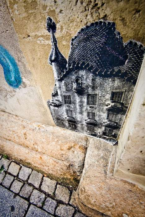 Streetart - © by Fly