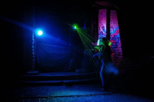 Der Tanz ins Morgengrauen - Foto: Marc McLovin