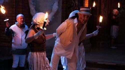 Fackel-Szene aus Figaros Hochzeit. Foto: PR