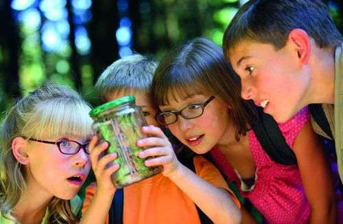 Spielen, Entdecken und Lernen: An der neuen Melli-Beese-Grundschule sind noch Plätze für das kommende Schuljahr frei. Foto: PR