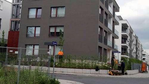 """""""Obere Neustadt"""" - Tannen-/Ecke Hans-Oster-Straße"""