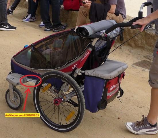 Geklauter Chariot CX1