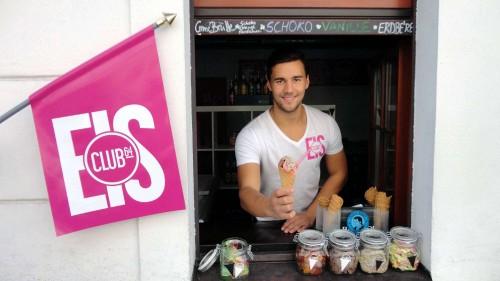 Dennis verkauft Club-Eis