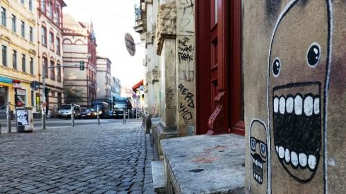 Louisenstraße - anklicken, zum Vergrößern