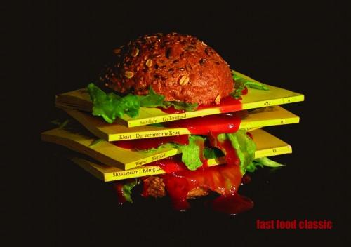 Dauerbrenner: Fast Food Classic im Projekttheater schon im zehnten Jahr.