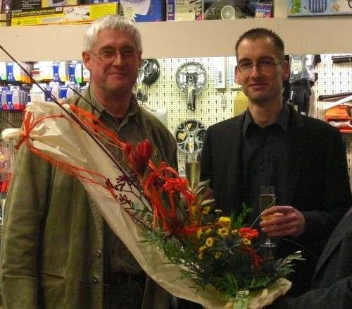 3. und 4. Generation: Andreas und Robert Frank