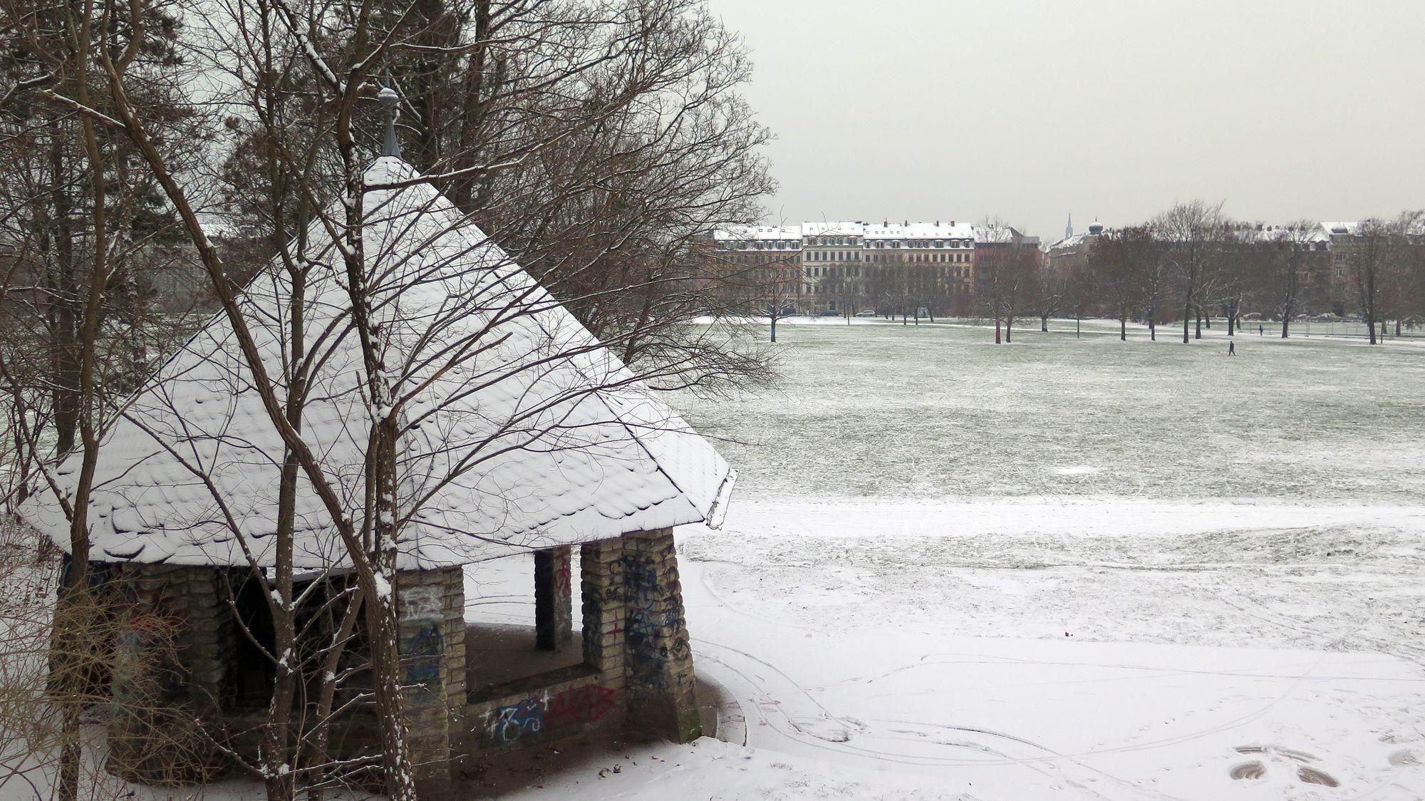 Dresden Neustadt mit Alaunplatz - Neustadt-Partner