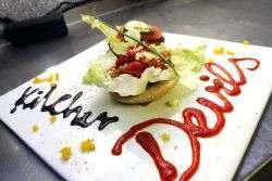 Hot Food Competition Foto: Devil's Kitchen von 2008