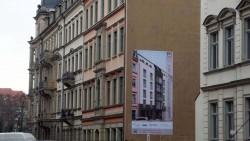 Neues Haus für die Tieckstraße.