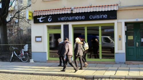 neues vietnamesisches Restaurant auf dem Bischofsweg