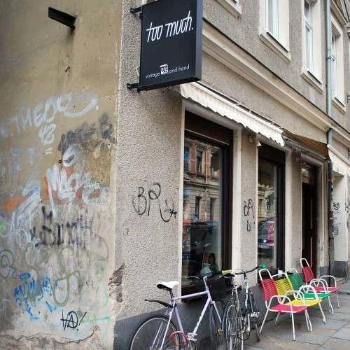 Schade, das Lädchen wird der Straße und der Neustadt fehlen.