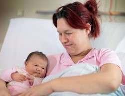 Infotag rund um das Thema Geburt