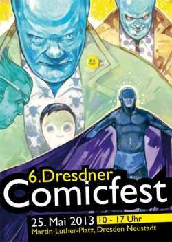 6. Comicfest am Martin-Luther-Platz