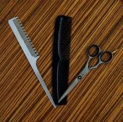Die Waffen der Friseurmeister