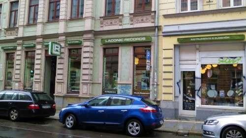 Laconic-Records auf der Rothenburger Straße 13 bis 15
