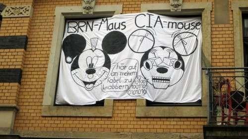 BRN-Maus vs. CIA-mouse