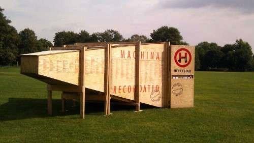 Erinnerungsmaschine Machina Recordatio - Foto: PR/Michael Lotz