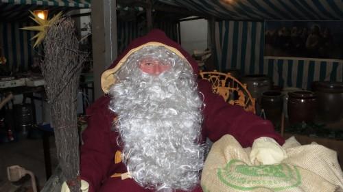 der Weihnachtströdelmann