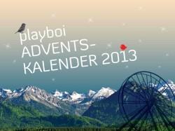 Playboi-Adventskalender
