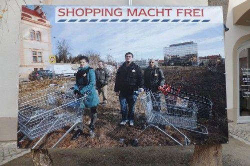 Performance: Shopping macht frei