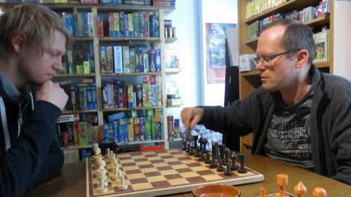 Hast auch du das Zeug zu einem SchachZWO-Champion? Probier es aus: Jeden zweiten Sonnabend in der ReckenEcke.