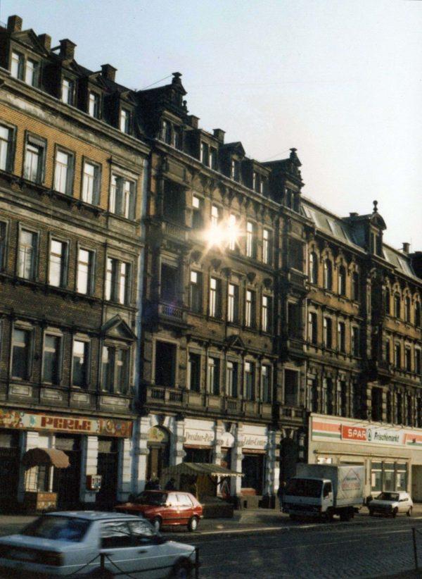 Die Königsbrücker Anfang der 1990er Jahre