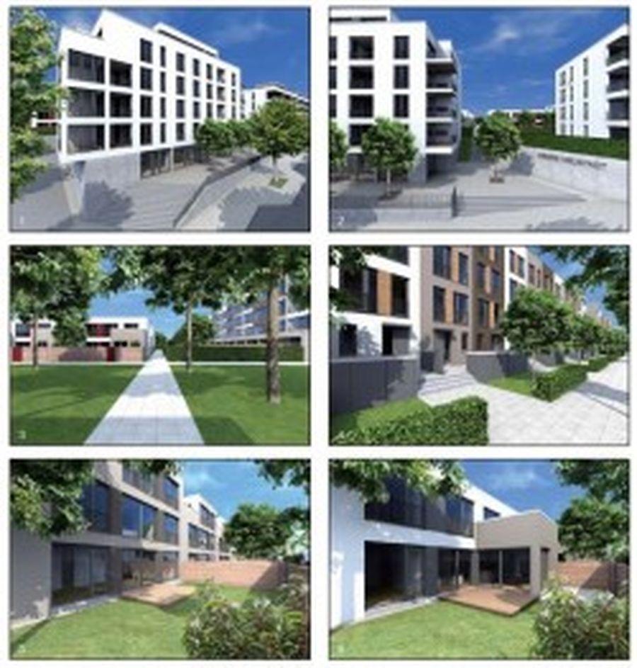 So soll das Viertel zwischen Tannen- und Hans-Oster-Straße aussehen. Bild: dresden.de