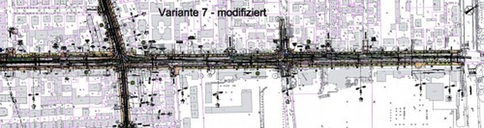Königsbrücker Nord - Anklicken, um den Plan zu vergrößern