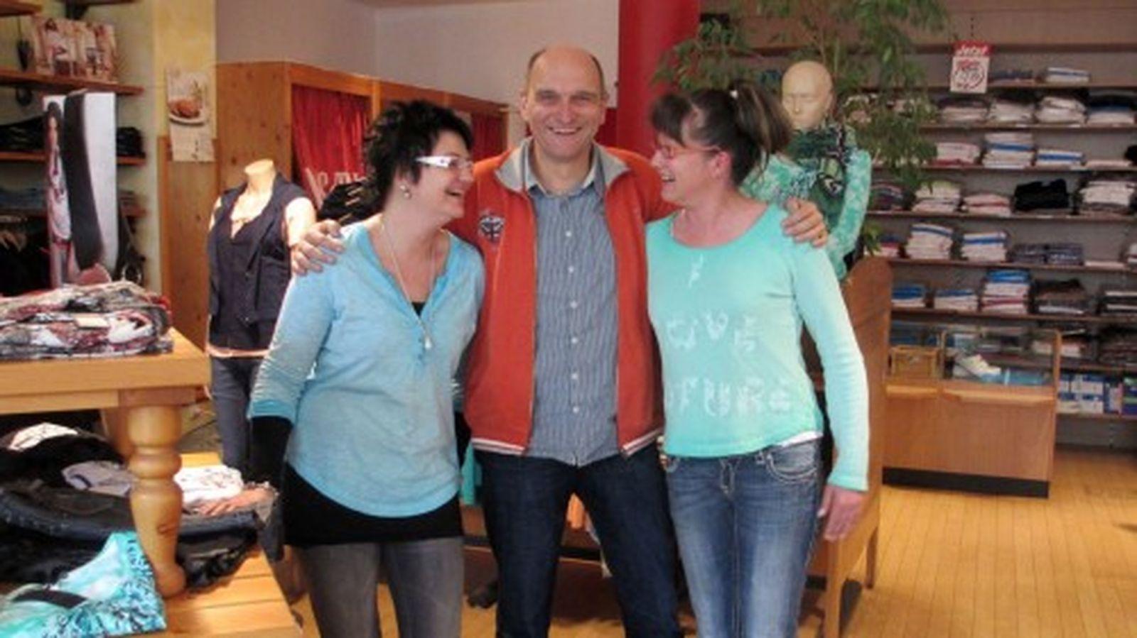 Carsten Geißler und seine Geißlein