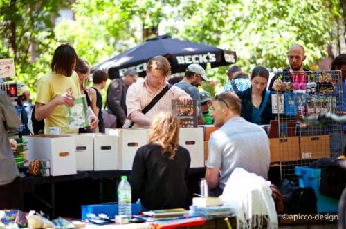 Eindrücke vom Comicfest 2012 - Foto: apicco-design, Susann Hehnen