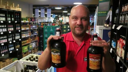 Verkäufer Sven präsentiert: Bier aus Radebeul
