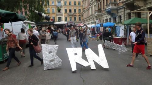 BRN wird aufgehängt
