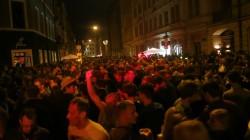 Party-Fieber auf der Kamenzer vorm Laika