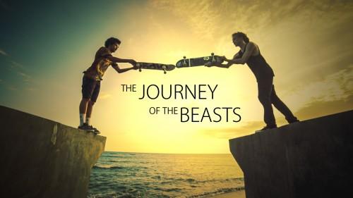 """Der vierte Teil von Sebastian Lindas Skateboard-Reihe  mit den """"Beasts from the East"""" feiert am 2. August in der Schauburg Premiere - Standbild aus"""