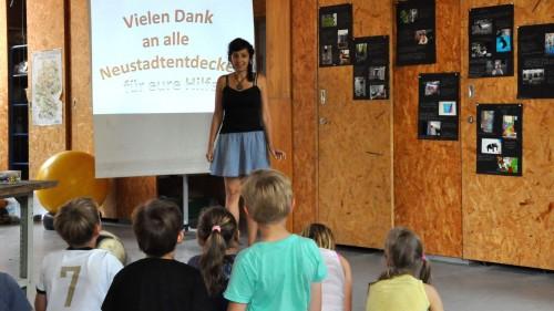 Neustadtentdecker Auswertung - Foto: Una Giesecke