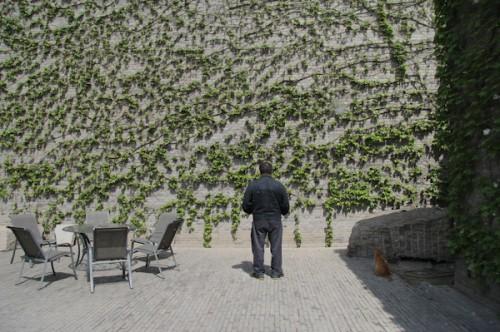 Ai Weiwei in Peking - Foto: André Smits