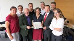 Stadträte von SPD, Grüne, Piraten und Linke