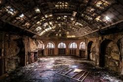 Lahmann-Sanatorium - Foto: Burkhard Schade