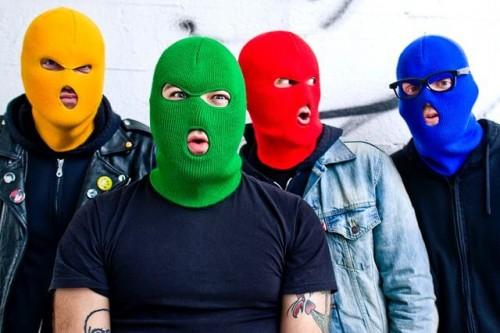 Masked Intruders - Foto: PR/Katie Hovland
