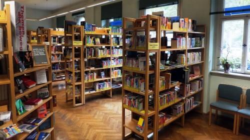Für viele Neustädter ein vertrauter Anblick, die Räume in der alten Bibliothek.