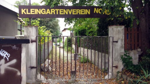 der Kleingartenverein Nord
