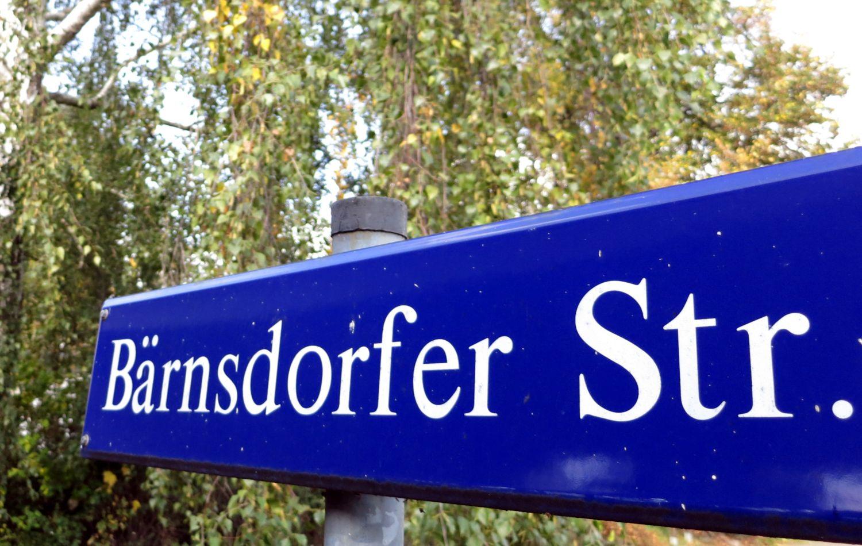 Bärnsdorfer Straße