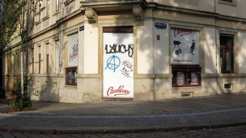 Der Name wird bleiben: Casablanca