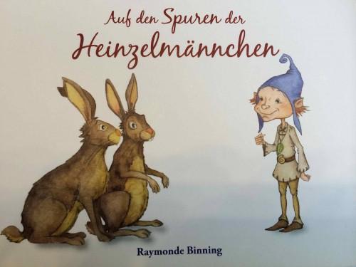 Es wird gelesen aus dem Buch der Dresdner Autorin Raymonde Binning.
