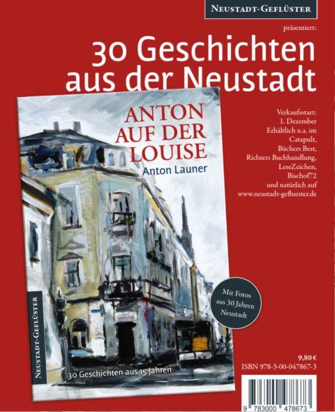 Die besten Geschichten des Neustadt-Geflüsters, gebannt auf 98 spannende Buchseiten. Hier bestellen oder Händlerliste ansehen!