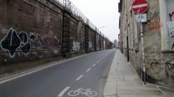 Tatort Dammweg.